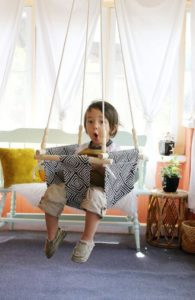 picking toddler swings